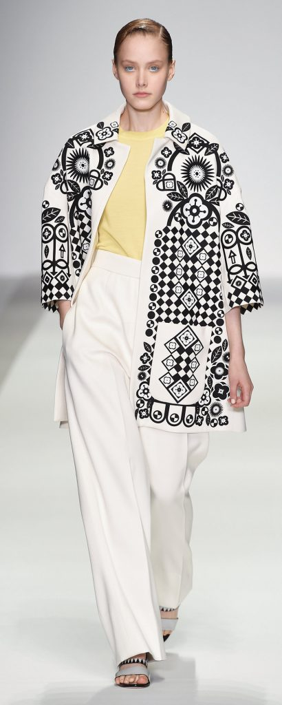 Holly Fulton SS15 London Fashion Week
