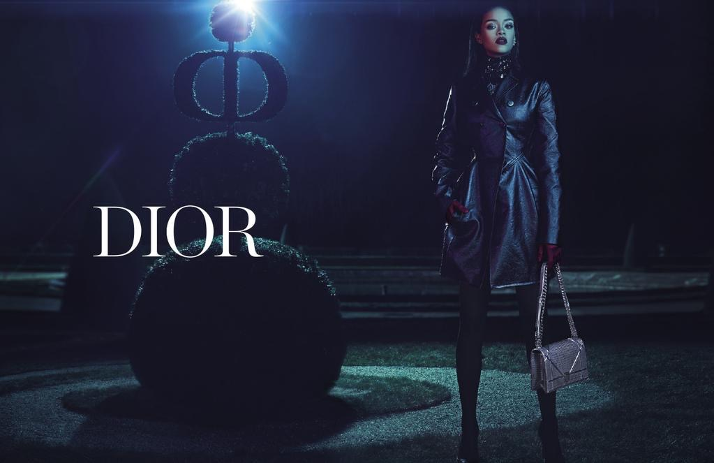First Look: Rihanna for Dior