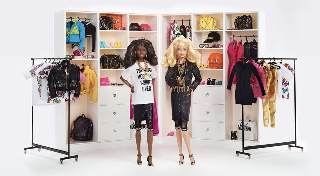 Moschino Barbie