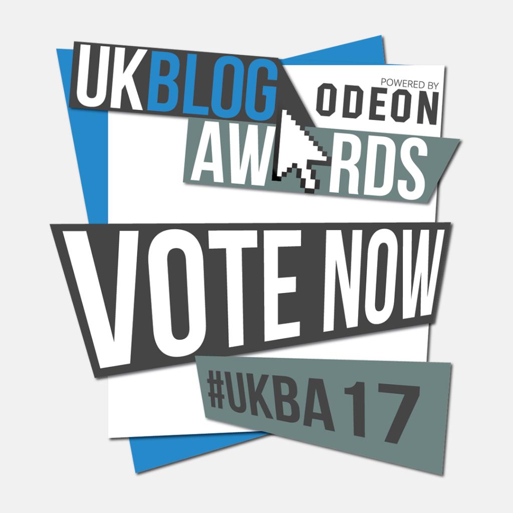 Voting Open for the 2017 UK Blog Awards!