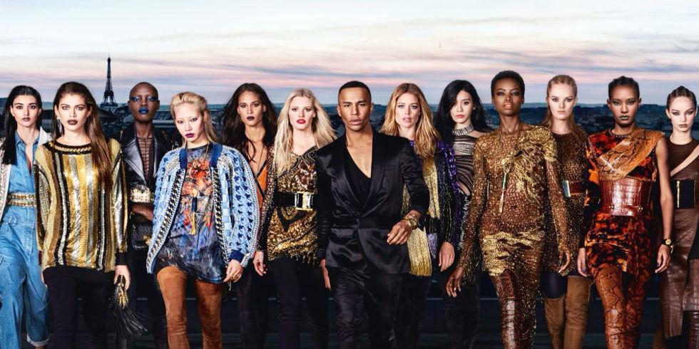 L'Oréal Paris x Balmain Couture Lipstick Collection
