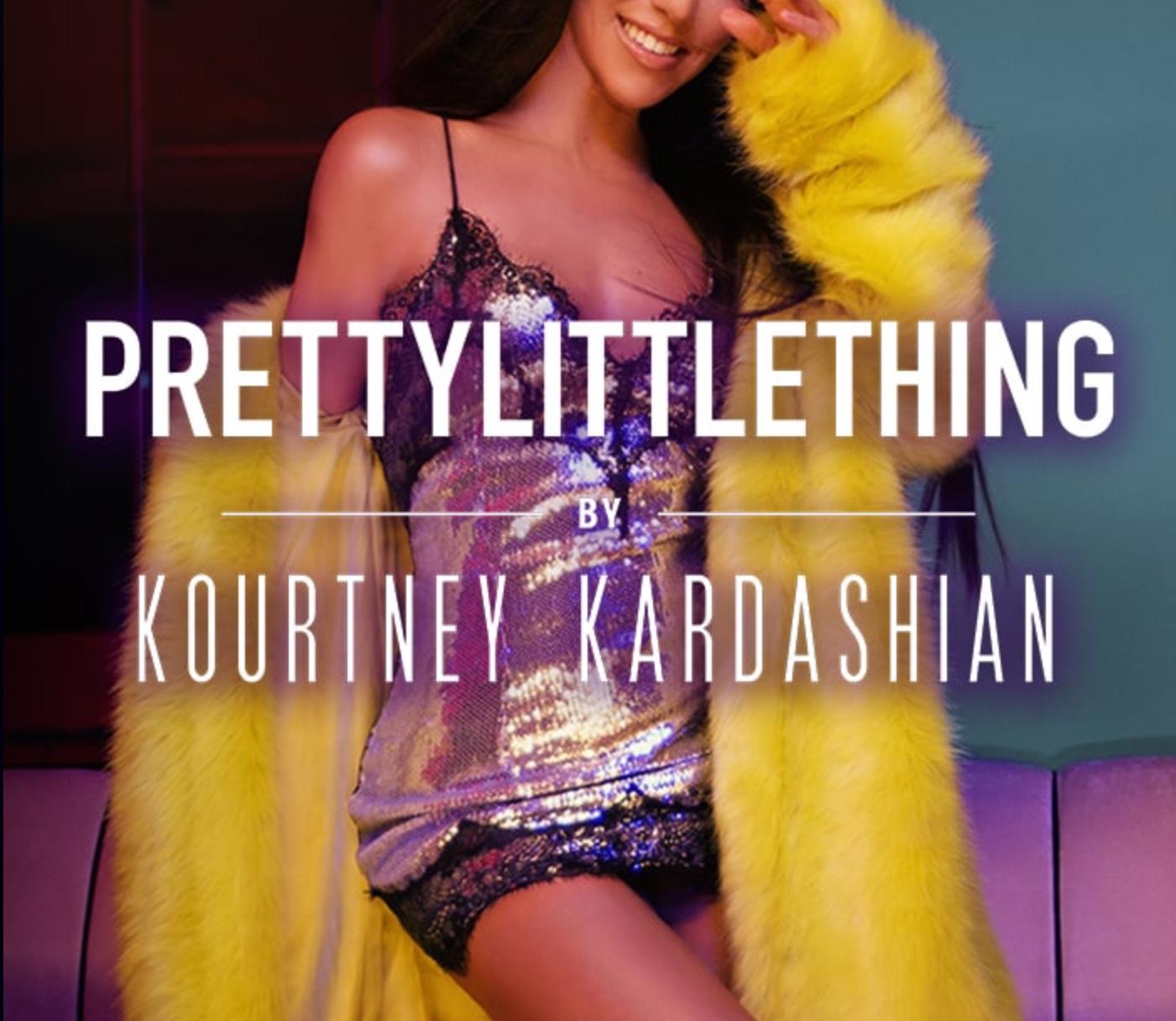PRETTYLITTLETHING by KOURTNEY KARDASHIAN