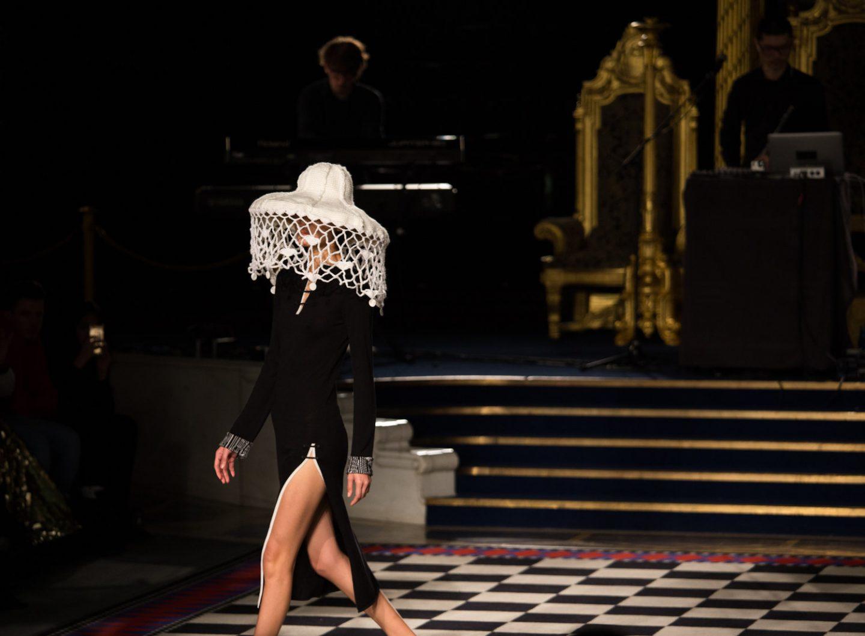 Apu Jan FW18 at London Fashion Week