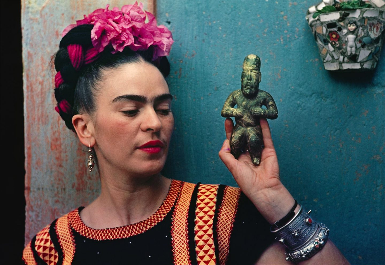 Frida Kahlo: Making Her Self Up Exhibition at the V&A