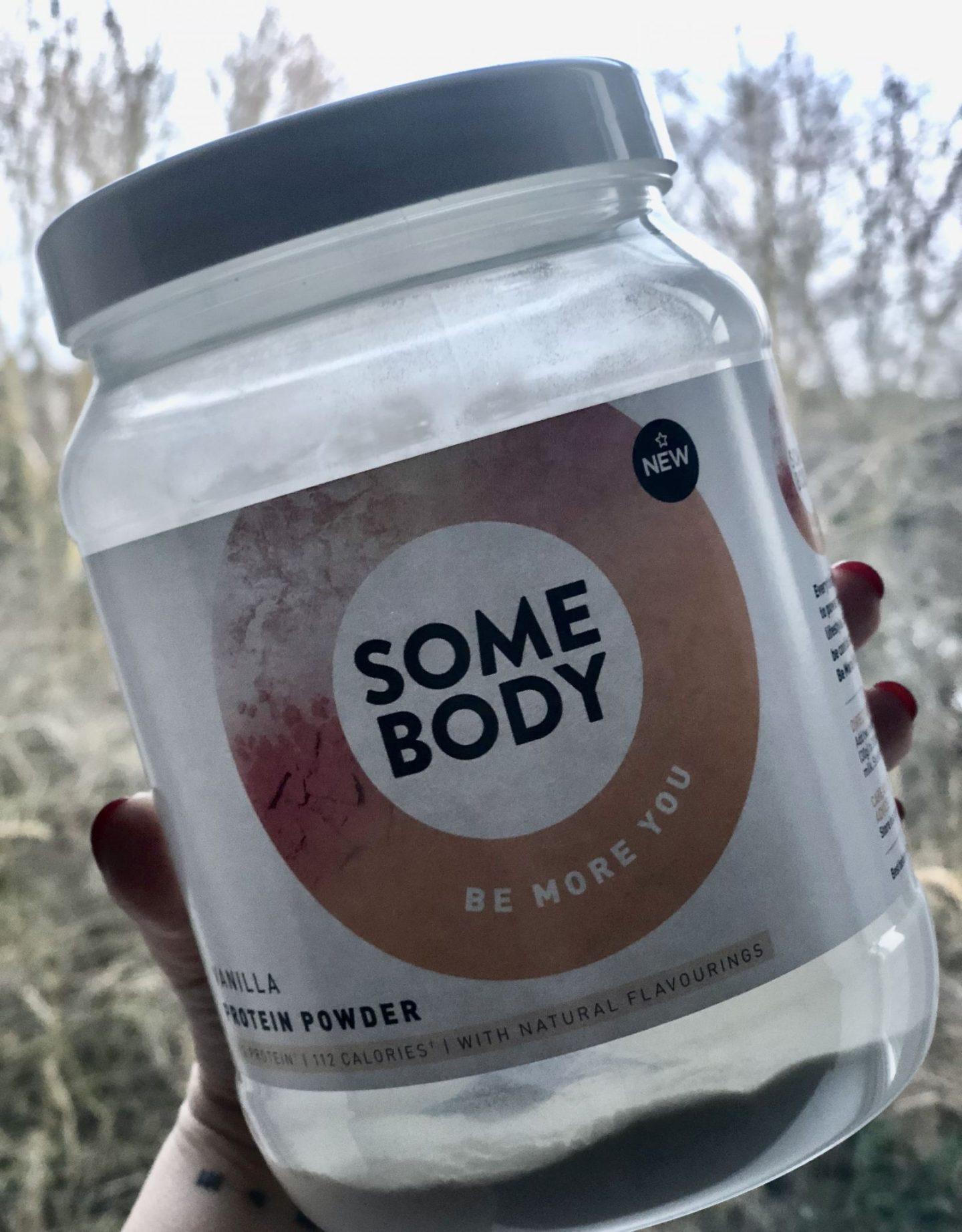 Some Body Protein Powder