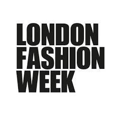 The official London Fashion Week Logo