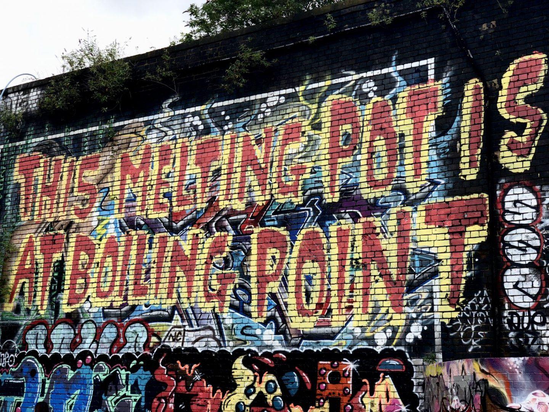 Shoreditch: The Street Art Capital
