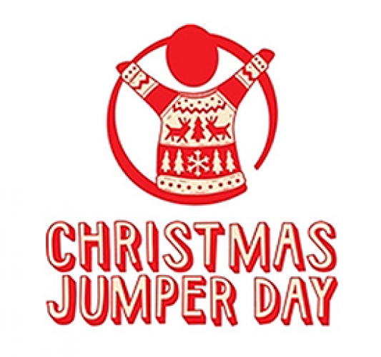 Save The Children Christmas Jumper Day 2018 Logo