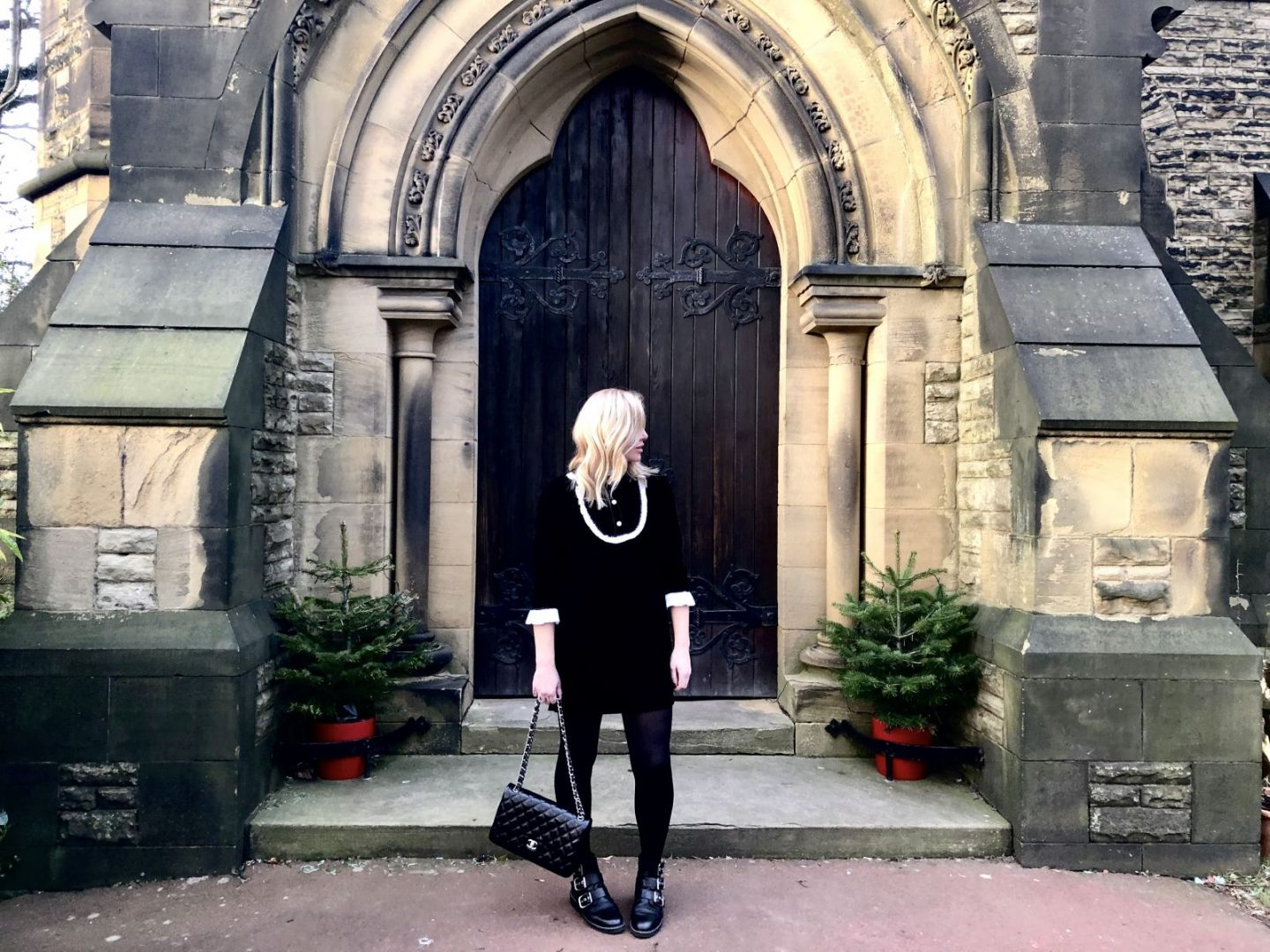 What I Wore: To Channel Sabrina The Teenage Witch